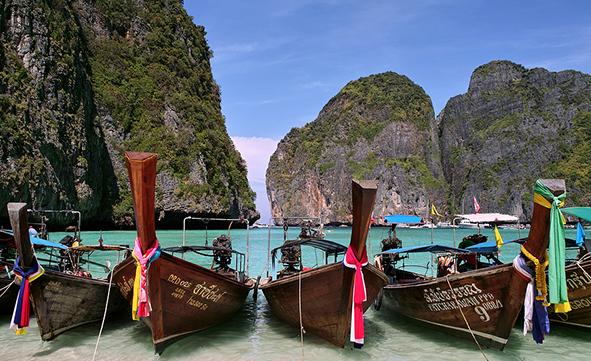 Encantos del Sudeste Asiatico