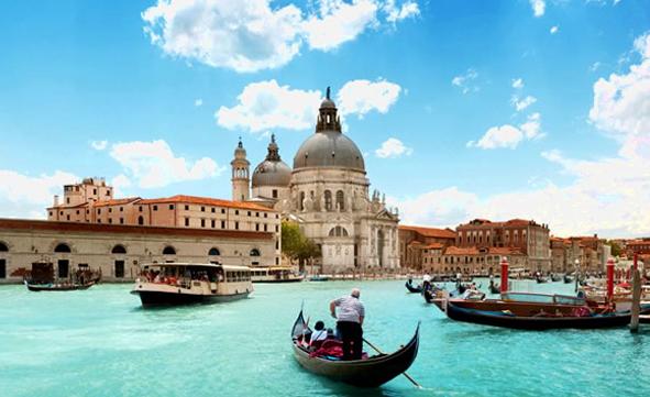 España, Italia y Costa Azul